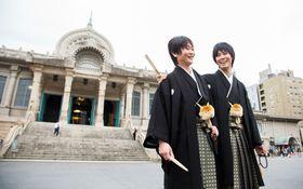 とある夫夫(ふうふ)が日本で婚姻届を出したときの話