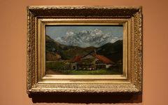 風景画のみを集めた展覧会で「写実の鬼」クールベの作品を観よ