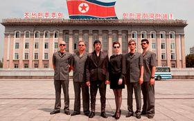 北朝鮮にロックバンドがやってくる! 「北朝鮮をロックした日 ライバッハ・デイ」を採点!