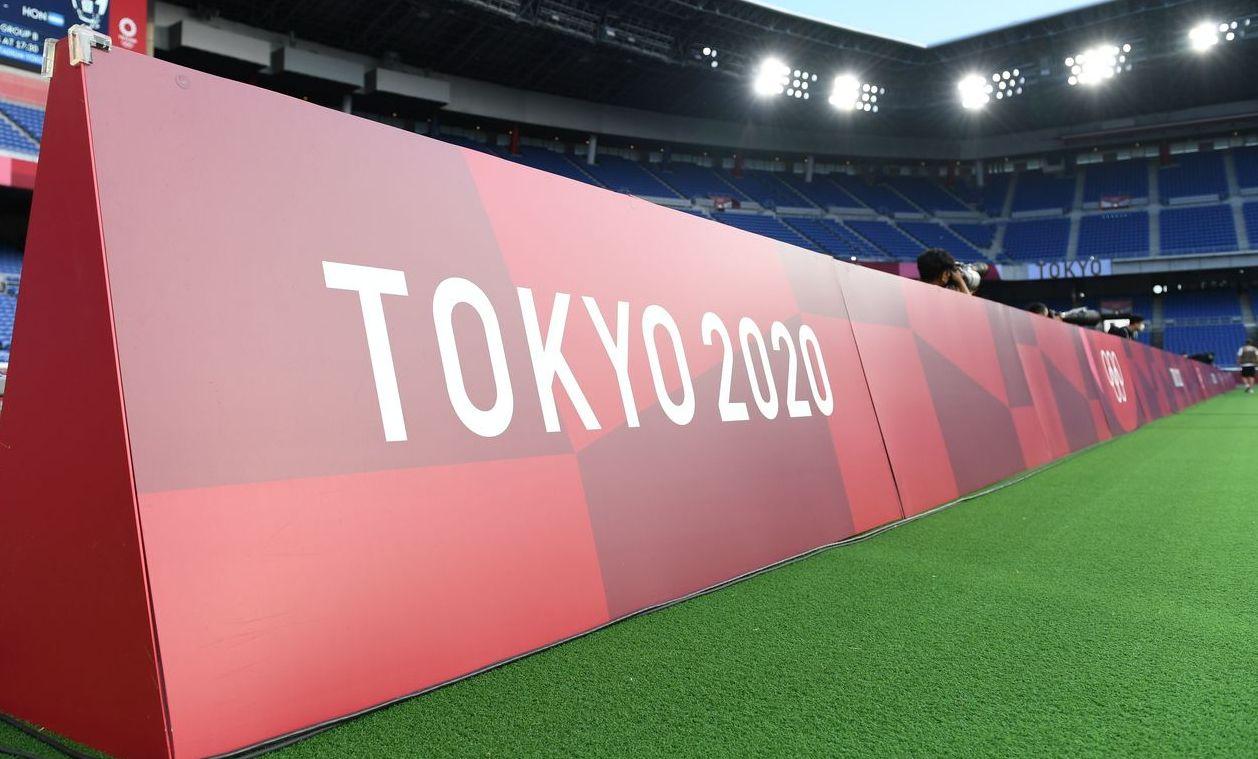 《現場写真》東京五輪…