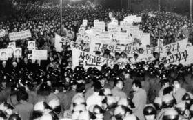 ご存知ですか? 6月10日は韓国で「6月民主抗争」が始まった日です