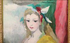 マリー・ローランサンの描く女性像に潜む「頑固さ」