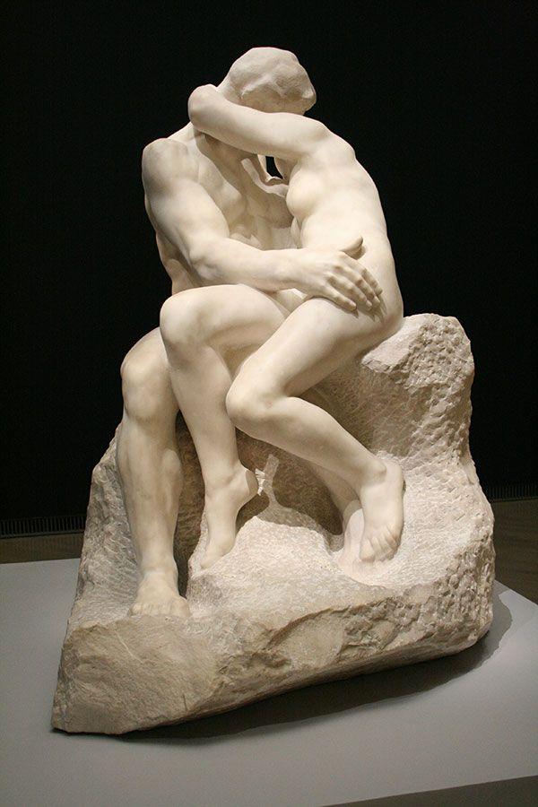 オーギュスト・ロダン《接吻》1901〜04年