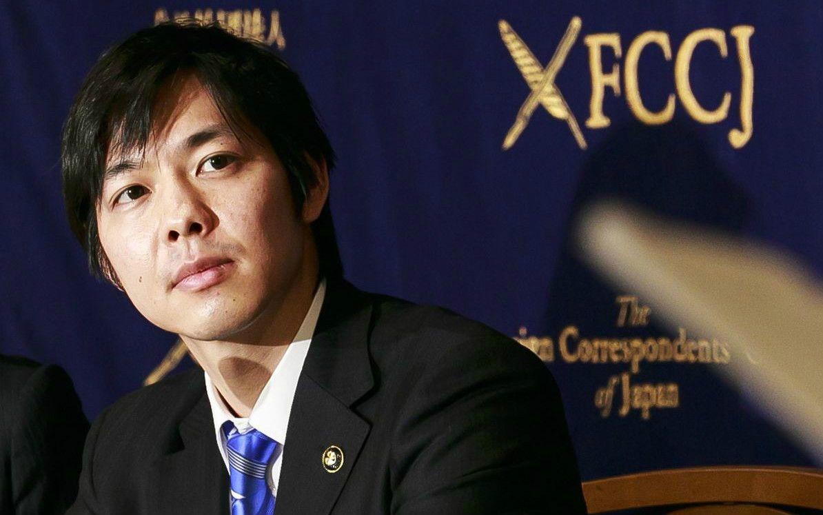イケメン 北海道 知事