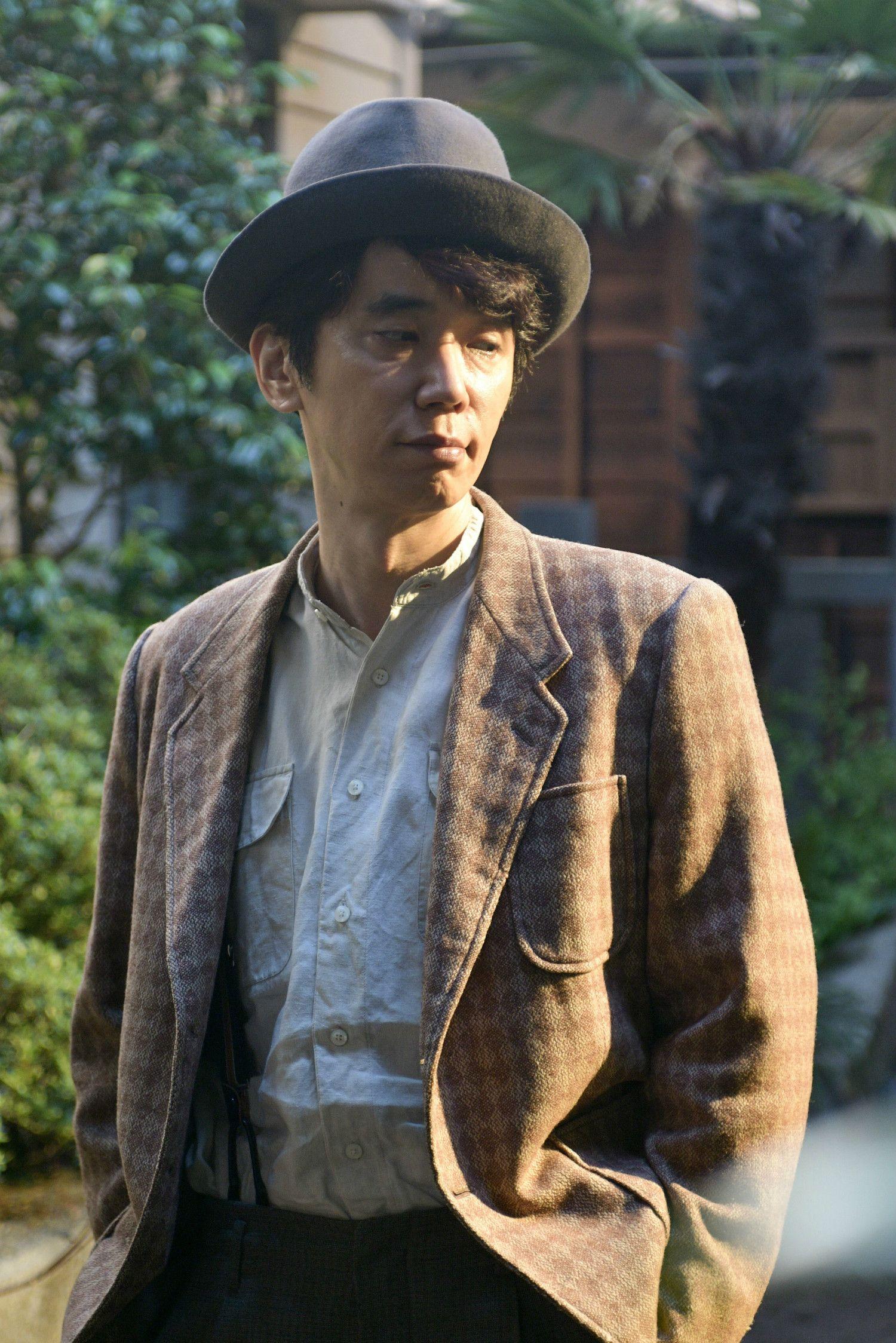 「悦ちゃん」NHKで7月15日スタート。主人公の柳碌太郎役を演じる ©NHK