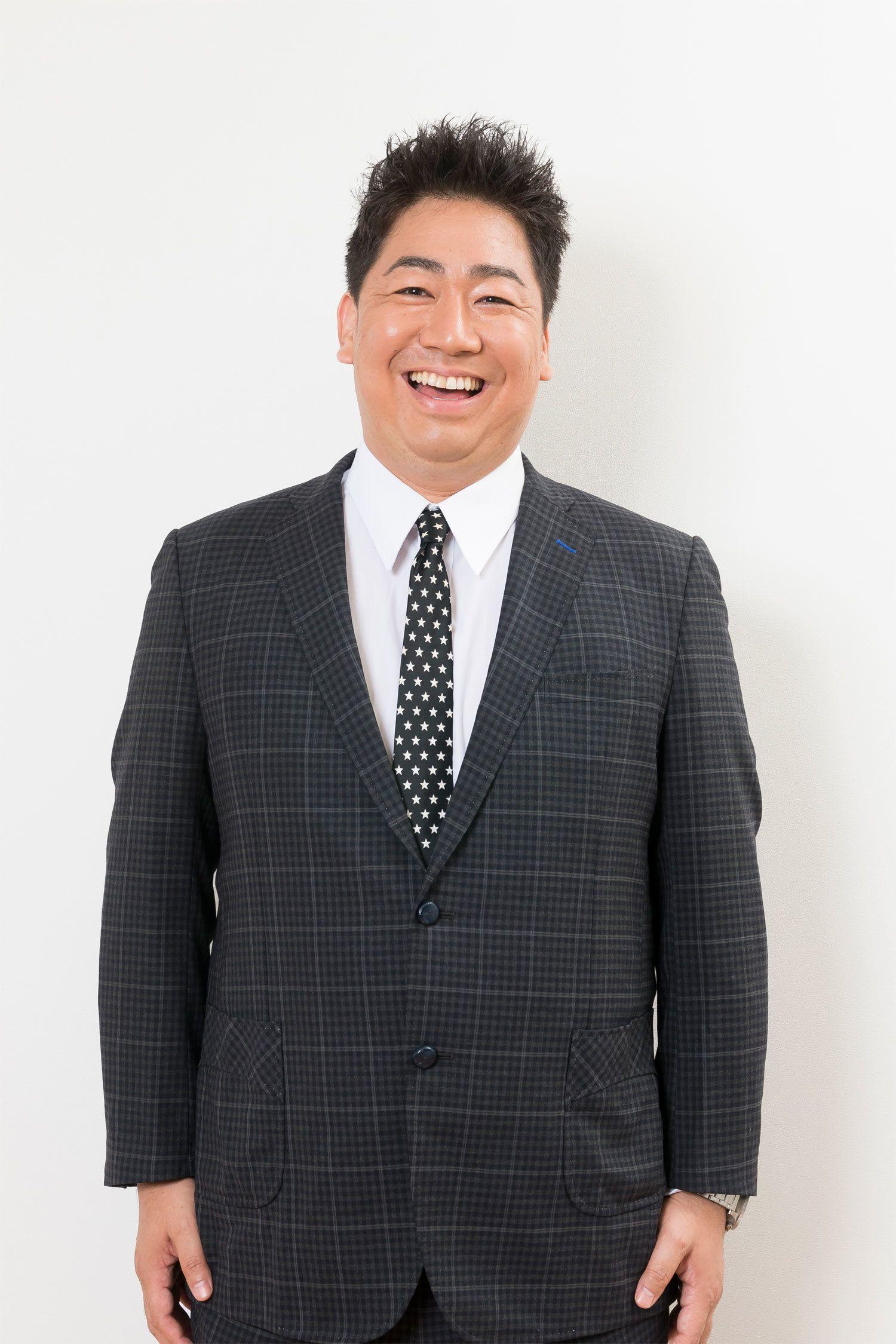 ブルーリバー・川原豪介 ©ワタナベエンターテインメント