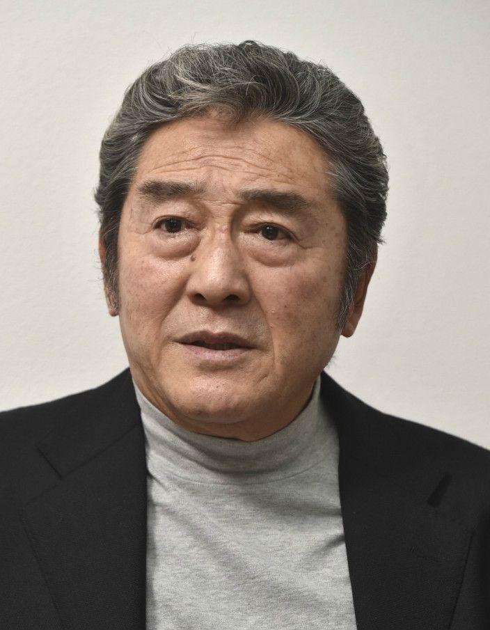 松方弘樹 享年74 ©共同通信社