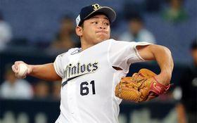プロ野球シーンのど真ん中へ オリックスの若き右腕・榊原翼への期待