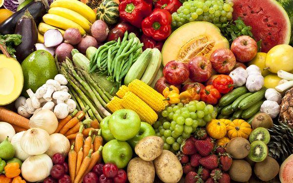 50歳を超えてもがんにならないために、野菜や果物は皮まで食べよう