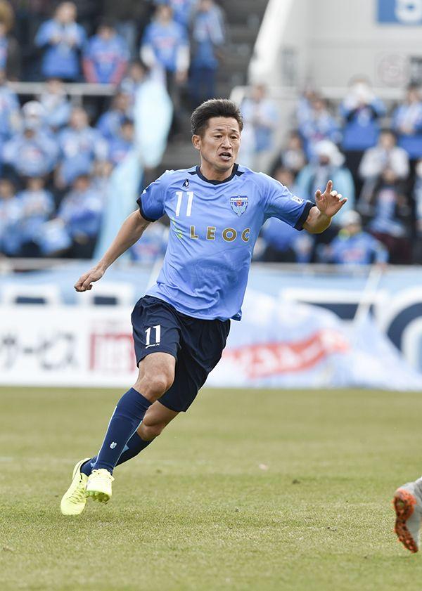 J1、J2通算567試合、163得点を誇る ©文藝春秋