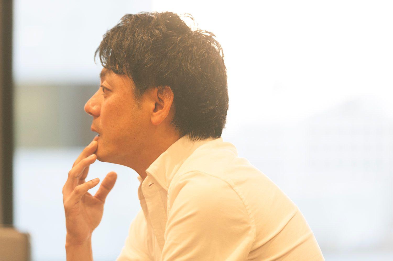 田中貴さん 1971年生まれ。サニーデイ・サービスのベーシスト