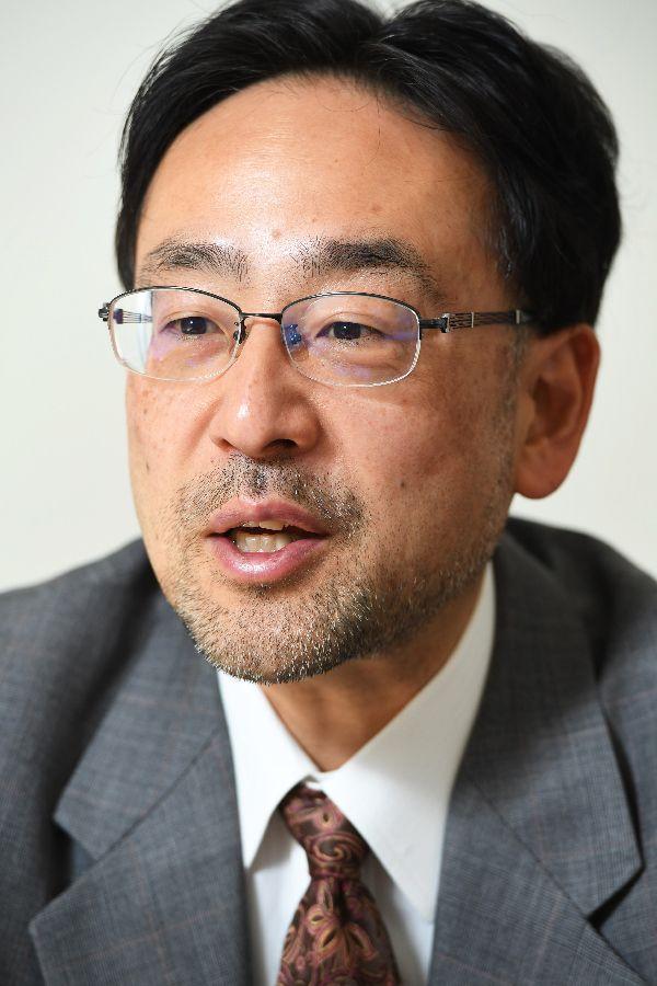 藻谷浩介さん ©毎日新聞社