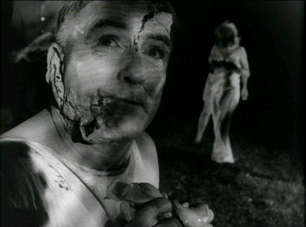 『ナイト・オブ・ザ・リビングデッド』 無名俳優を起用したモノクロの自主製作映画だった