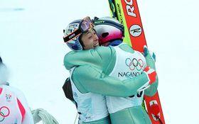 ご存知ですか? 2月15日は船木和喜がラージヒルで金メダルを獲得した日です