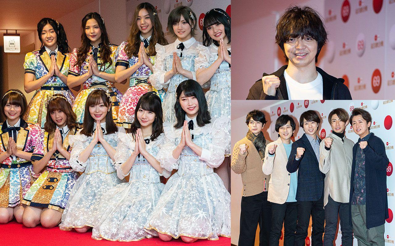 ジャニーズ 多すぎ 紅白 NHK紅白歌合戦「坂とかジャニーズが多すぎ」と批判の声ww