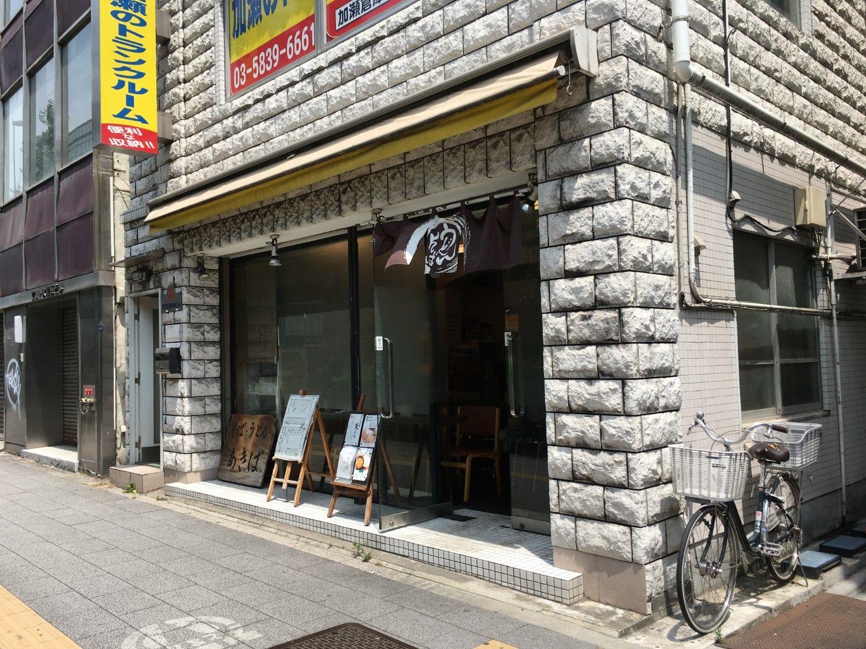 「あきば」のある昭和通りにも外国人がいっぱい