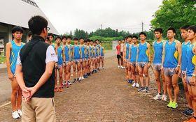 「ひとつでも上の順位を」関東学連チーム率いる山川達也監督が学生に求める心意気