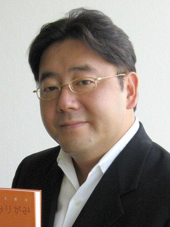 秋元康氏 ©共同通信社