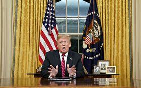 「国境の壁」でアメリカ政府が機能停止 トランプ大統領の致命的失態とは