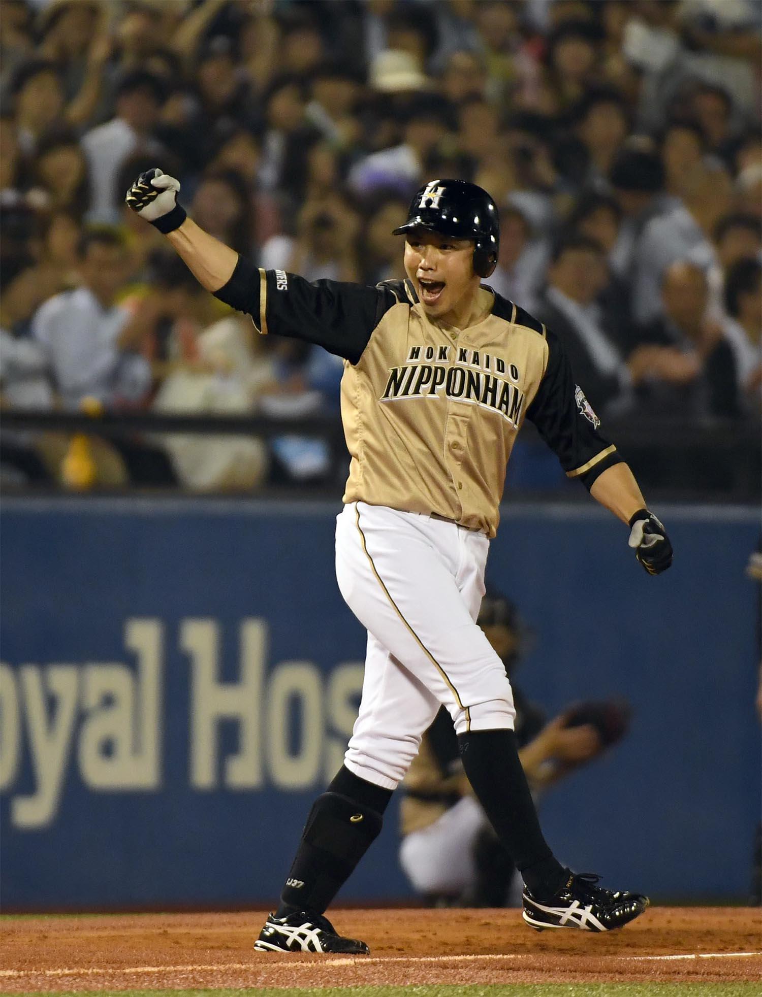 2015年6月にトレードで巨人から移籍してきた矢野謙次