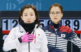 韓国に惜敗 カーリング女子「銅メダル」獲得のために必要なこと