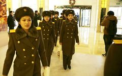 オリンピックに「大規模派遣団」を送る北朝鮮の意図とは