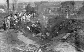 ご存知ですか? 9月27日は横浜米軍機墜落事件が起こった日です