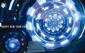 """なんでロボット? 謎が謎を呼んだロッテ球団""""新年の挨拶""""の秘密"""