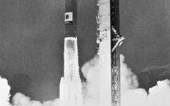 ご存知ですか? 7月14日はNASDA初の静止気象衛星「ひまわり」が打ち上げられた日です