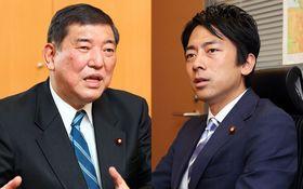 石破茂&小泉進次郎で総裁選の潮目は変わるか
