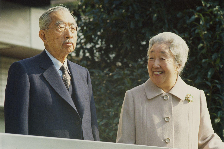 昭和天皇と香淳皇后