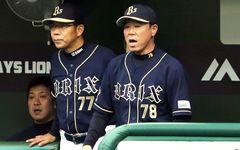 【オリックス】球史に残るスイッチヒッター・西村徳文ヘッドコーチに後継者育成を望む
