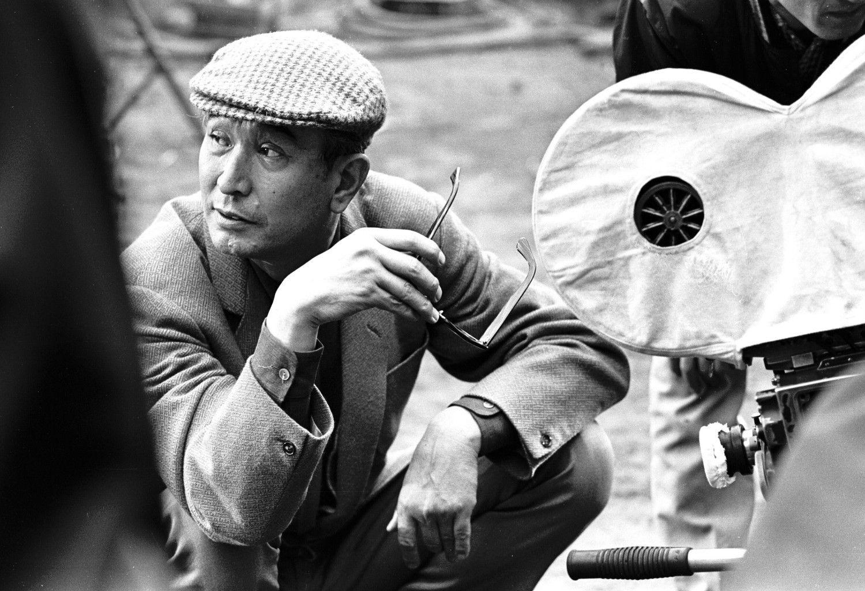 黒澤明(1964年) ©角田孝司/文藝春秋