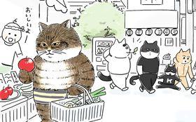 """もう""""猫愛""""がとまらない 『俺、つしま』×『猫ニャッ記』対談"""