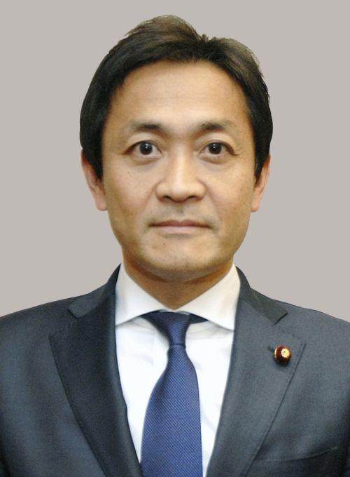 玉木雄一郎氏 ©共同通信社