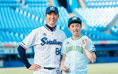【ヤクルト】伊藤智仁、文春野球コラムで現役復帰!